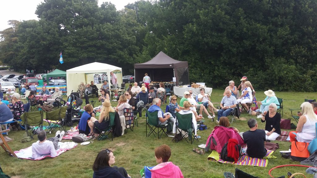 The BeVox Summer Picnic 2016, Clumber Park